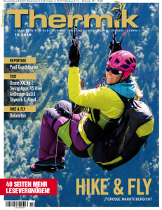 THERMIK 10/2019 - Hike & Fly Spezial