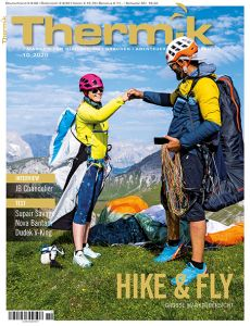 THERMIK 10/2020 - Hike & Fly Spezial