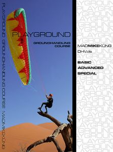 Playground – groundhandling course