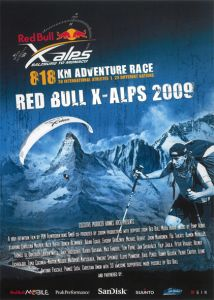 Red Bull X-Alps 2009