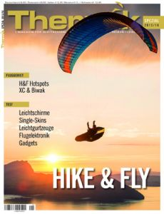 THERMIK Spezial Hike & Fly 2015/16